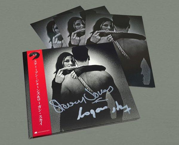 "ltd. ed. pack of ""Rotating Angels"" by Steven Jones + Logan Sky"