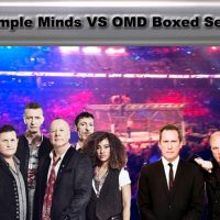 Steel Cage Match: Simple Minds VS OMD Boxed Sets Due October 4th!