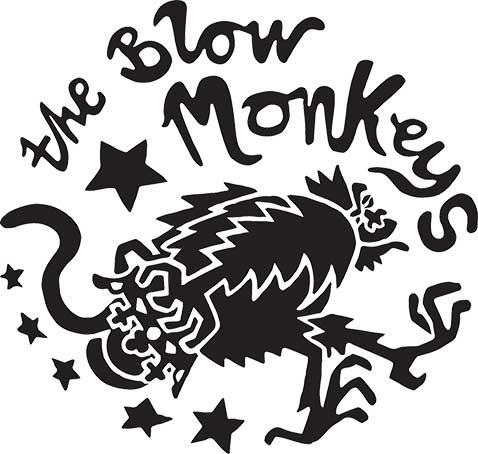 Blow Monkeys logo