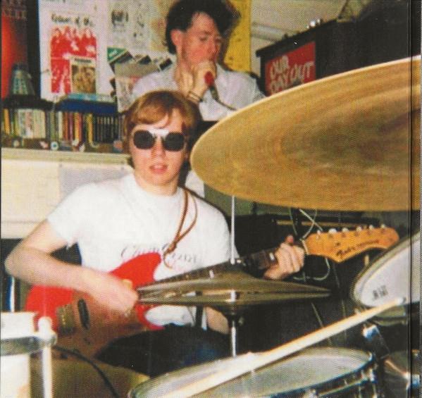 teenaged Mark Pythian