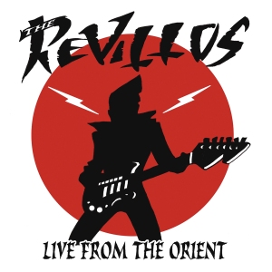cover of The Revillos live from the orient