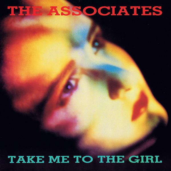 "associates take me to the girl UK 12"" single cover"