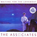 2nd issue of Associates Waiting For The Loveboat UK 12