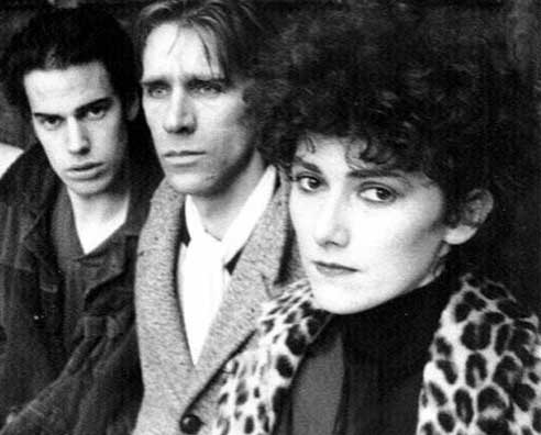 The Passions were a trio by 1982