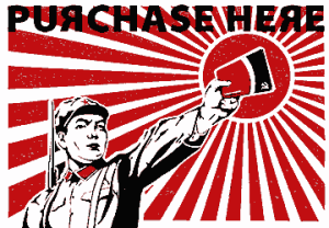 communist purchase button