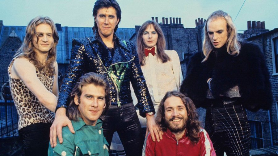 Roxy Music ca 1972