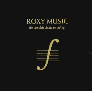 roxy music the complete studio recordings box cover 2012