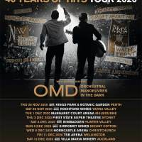 Core Collection Twofer: OMD and Simple Minds To Tour OZ + NZ in 2020