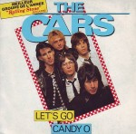 "The Cars - Let's Go French 7"" PS"