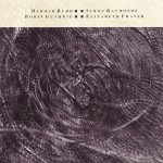 harold budd + cocteau twins the moon and the melodies UK CD cover
