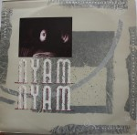 nyam nyam - the architect UK EP cover