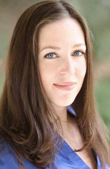 portrait of Rebecca Sjowall by Adam Taylor