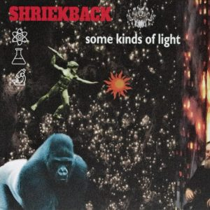 shriekback - some kinds of light CD cover