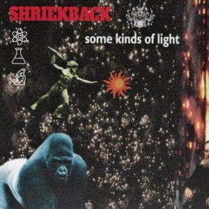 shriekback - some kinds of light CD cover