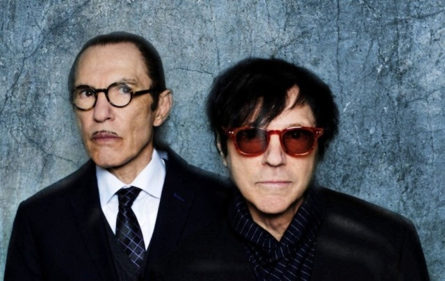 Sparks - Ron and Russel Mael in 2918