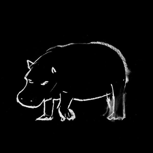 "sparks hippopotamus 7"" single cover"