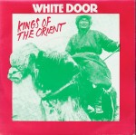white door - kings of the orient UK single cover