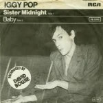 iggy pop - sister midnight german single cover