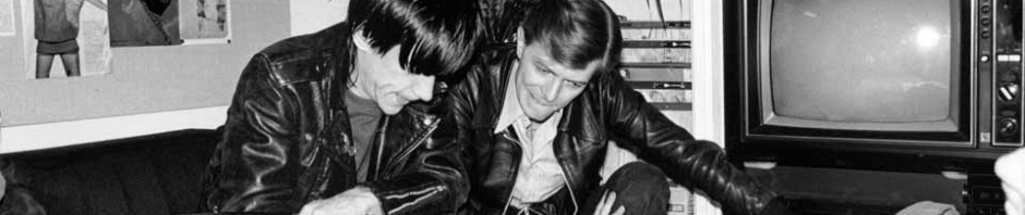 iggy pop and david bowie review photos 1977