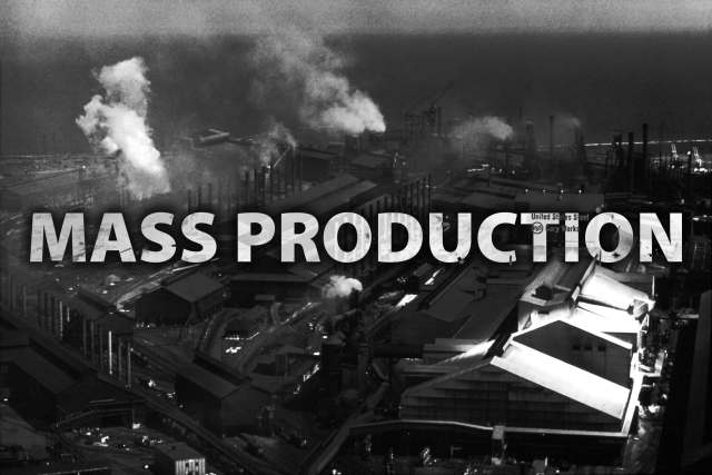 iggy pop - mass production US steel gary, indiana