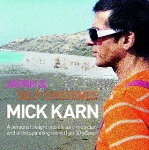mick karn - japan and self existence book cover