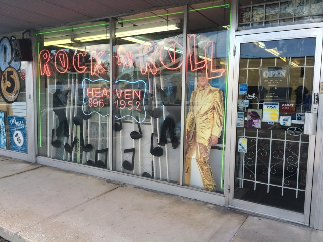 rock-N-roll heaven record store in orlando