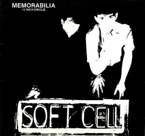 """soft cell memorabilia 12"""" single cover"""