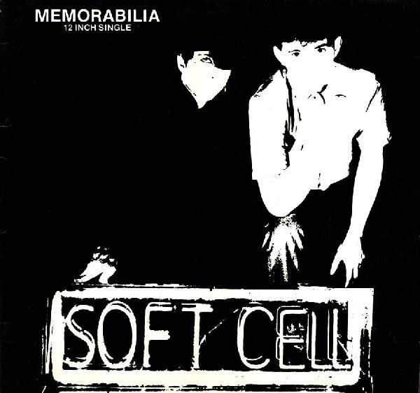 "soft cell memorabilia 12"" single cover"