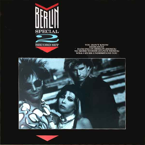 """berlin you don't know UK double 12"""" cover"""
