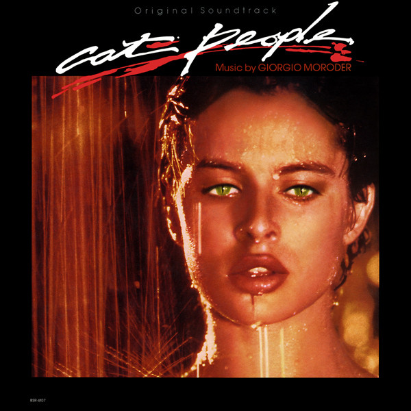 giorgio moroder - cat people soundtrack cover