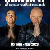 Right When We Need Them Most, Heaven 17 Tour North America in 2020