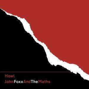 john foxx and the maths howl single cover