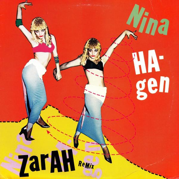"nina hagen zarah 12""cover"