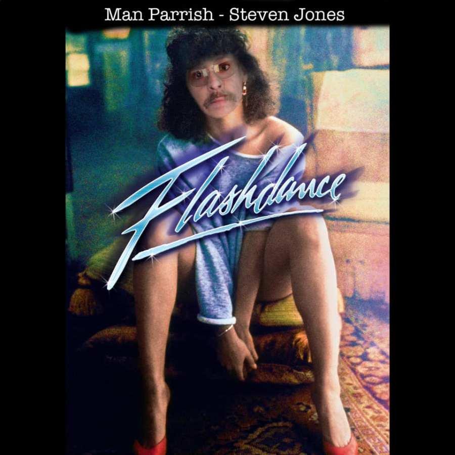 man parrish + steven jones flashdance cover