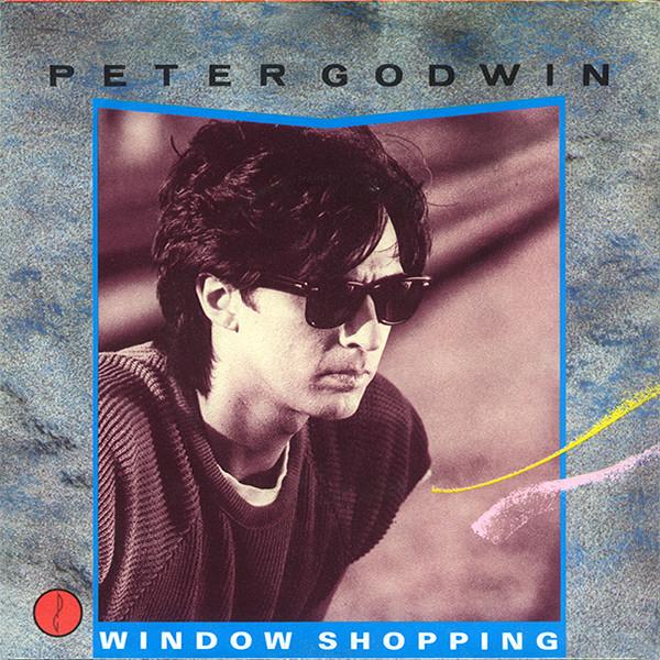 """peter godwin window shopping dutch 7"""" cover"""