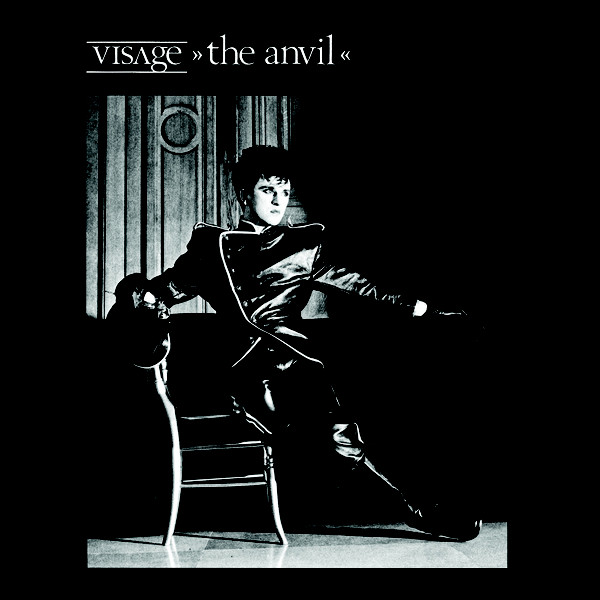 visage - the anvil deluxe US cover