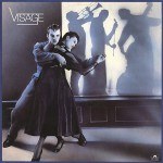 visage US LP cover