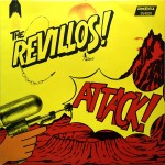 revillos attack 1982 UK LP cover