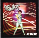 revillos attack! 2002 version cover