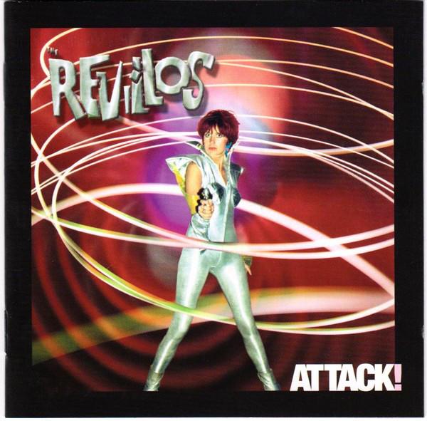 revillos attack! 2002 version cover