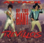 revillos - atttack of the giant revillos 1995 CD cover