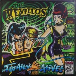 revillos - totally alive CD cover