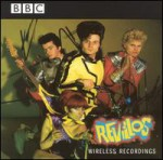 revillos wireless recordings CD cover
