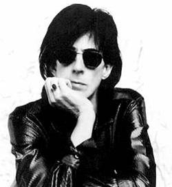 ric ocasek of The cars