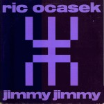 ric ocasek jimmy jimmy single cover