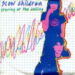 slow children - staring at the ceiling single cover