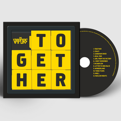 the vaoprs - together CD cover