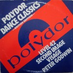 various polydor dance classics british edition compilation cover
