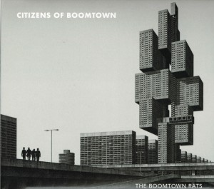 boomtown rats - citizens of boomtown cover art