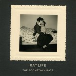 boomtown rats - ratlife cover art